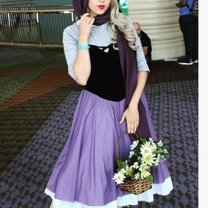 Disney Sleeping beauty briar Rose cosplay size S